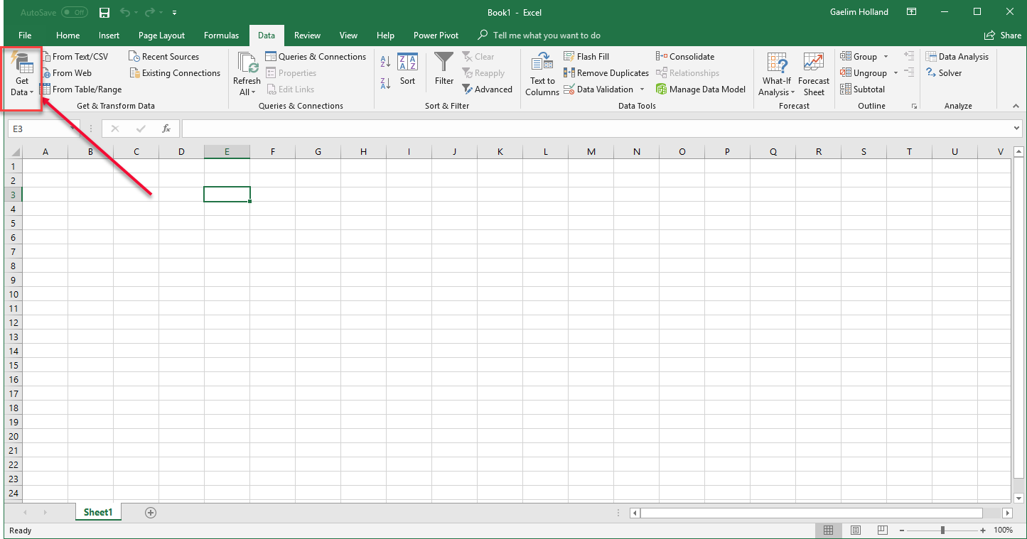 Scrape Website Data with Excel or Power BI - AbsentData
